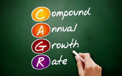À quoi sert le CAGR pour un investisseur?